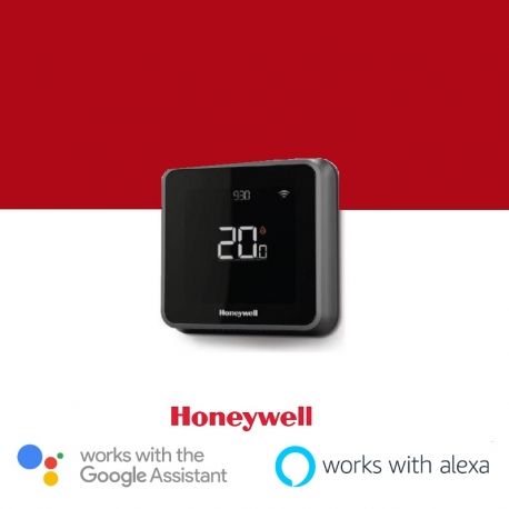 honeywell t6 wifi inteligente
