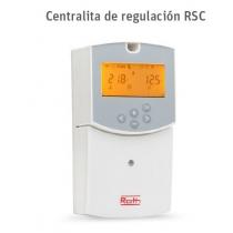 CENTRALITA REGULACIÓN RSC PARA SUELO RADIANTE/ REFRESCANTE