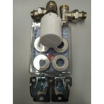 Kit termostático Completo por Radiador Honeywell Thera 4 - T3001 Classic