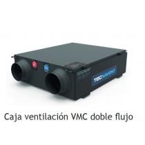 FILTRO HEPA POR CONDUCTOS VMC-DF DOBLE FLUJO