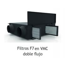 RECAMBIO FILTRO F7 - CAJA POR CONDUCTOS VCM