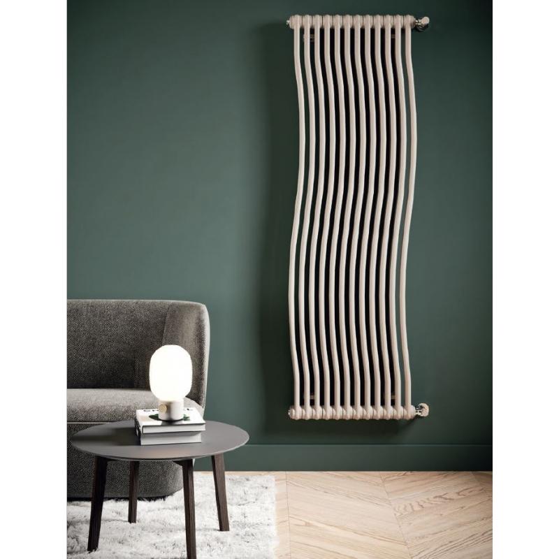 radiador vertical decorativo