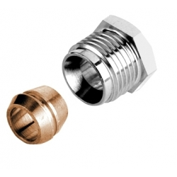 "RACOR PARA VENUS HONEYWELL 1/2""15 MM COBRE15 COBRE"