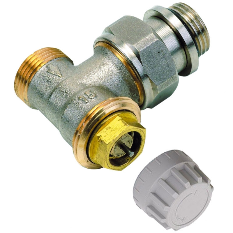 Valvula termostatizable comap esc uadra 1 2 compresion - Valvula termostatica radiador ...