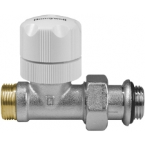 "VALVULA TERMOSTATIZABLE MARTE RECTA 1/2"" COMPRESION HONEYWELL"