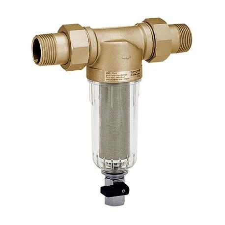 Filtro agua honeywell 3 4 sin racores materiales calefacci n - Filtros para grifos de agua ...