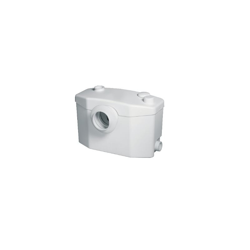 triturador sanipro para wc lavabo ducha y bide materiales calefacci n. Black Bedroom Furniture Sets. Home Design Ideas