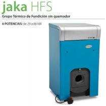 CALDERA DOMUSA JAKA HFS-70