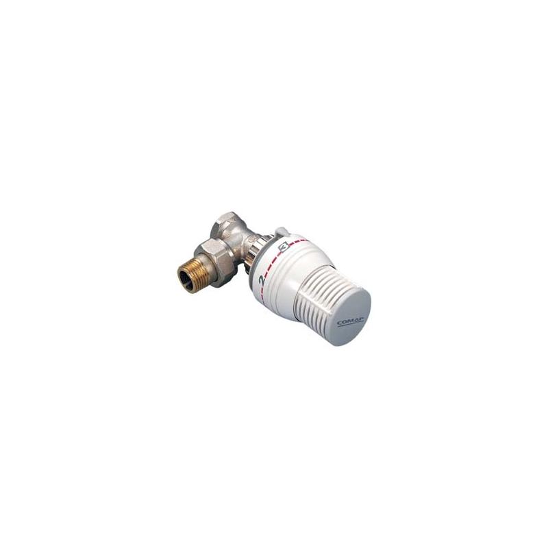 Valvula termostatica comap sensity 3 8 x16mm multicapa - Valvula termostatica radiador ...