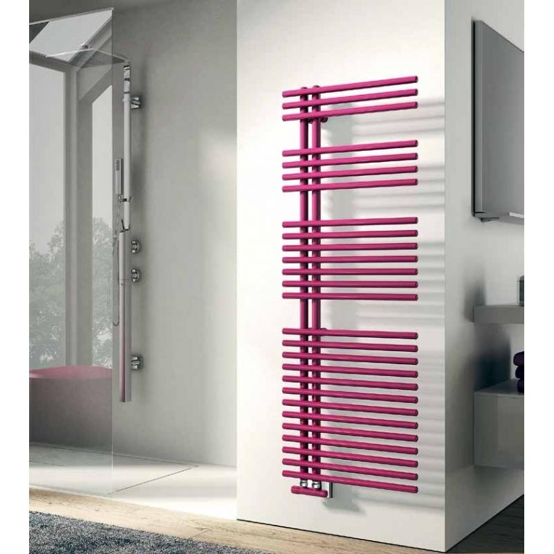 Radiador toallero funky de irsap materiales calefacci n for Precio radiador toallero