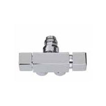 Válvula Quadro Monotubo De Conexión A Escuadra (35 mm entre ejes)