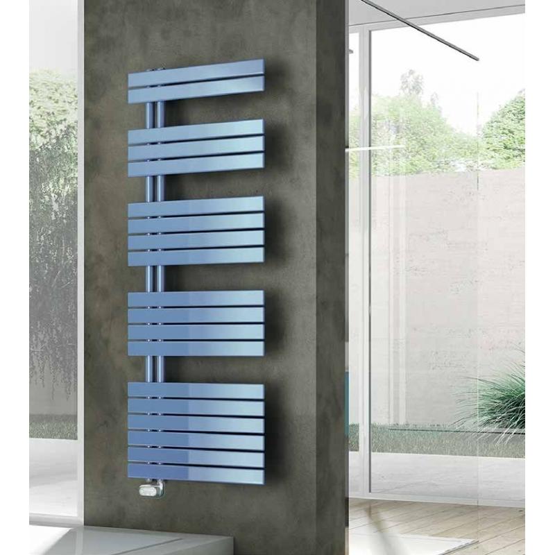 Radiador toallero soul de irsap materiales calefacci n - Purgar radiador toallero ...