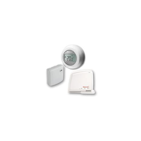 KIT TERMOSTATO INALÁMBRICO Y87 CONNECTED PACK HONEYWELL