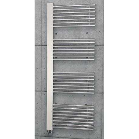 Radiador toallero deco delta de cicsa materiales calefacci n for Precio radiador toallero