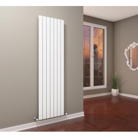 Radiador plain vertical de cicsa materiales calefacci n - Radiadores de pared electricos ...
