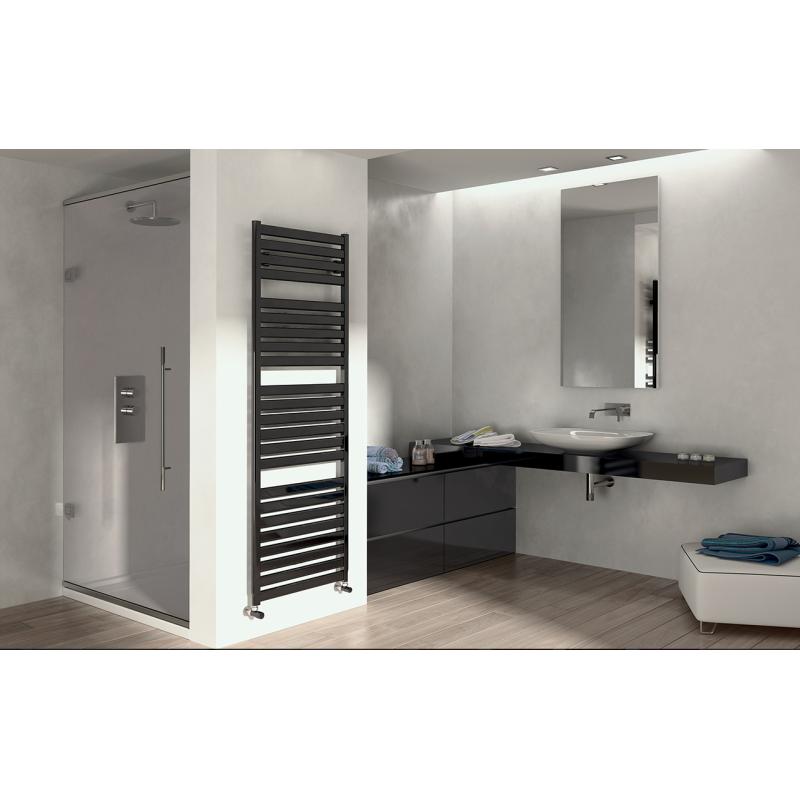 Radiador toallero vela de irsap materiales calefacci n for Precio radiador toallero