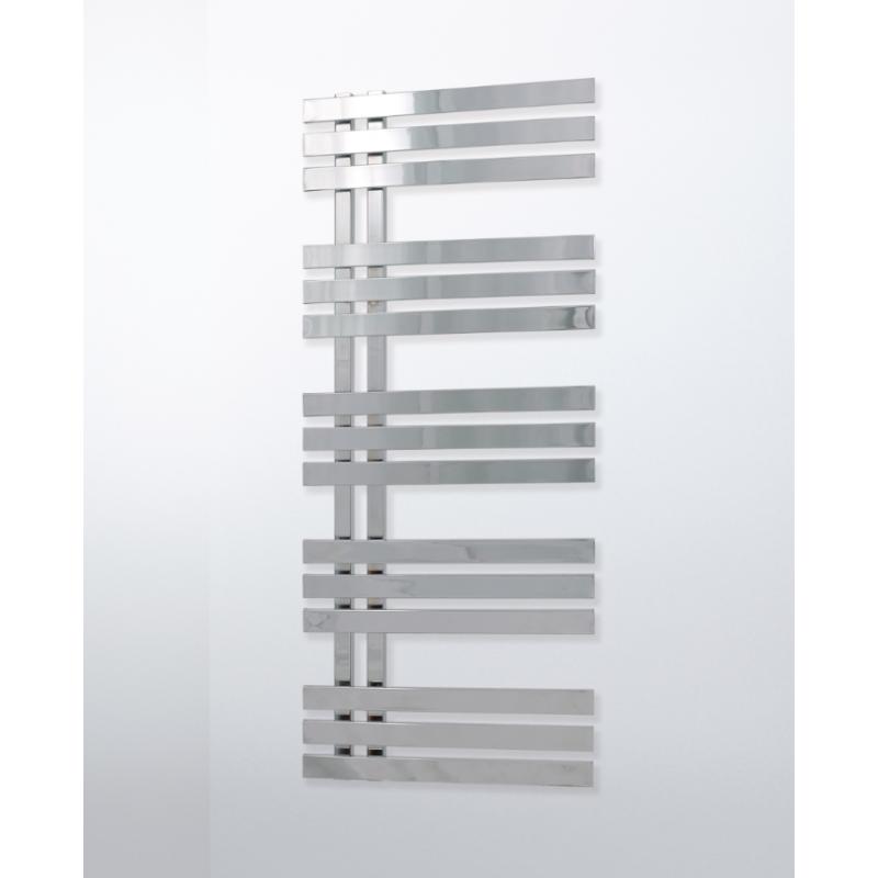 Radiador toallero verona de cicsa materiales calefacci n for Radiador toallero cromado