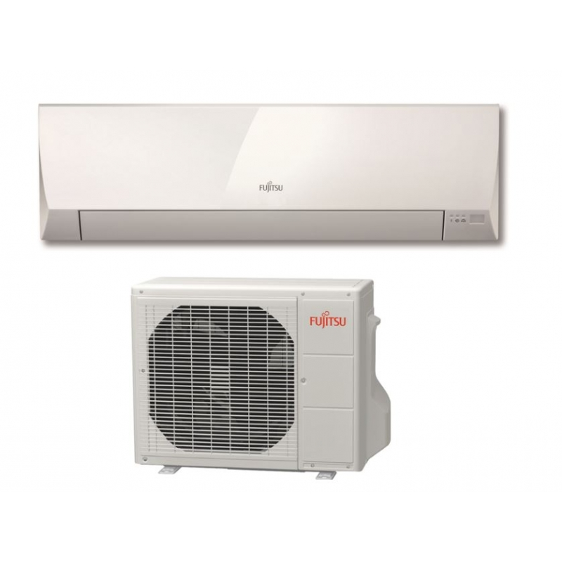 Bomba de calor fujitsu inverter 3400 w asy35uillce for Bomba de calor inverter