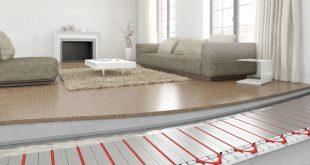 suelo radiante eficiente