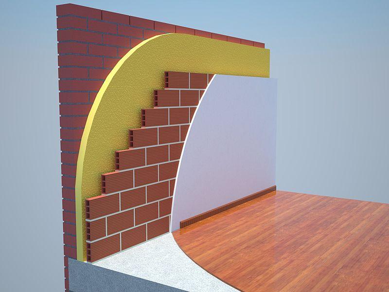 aislamientos paredes